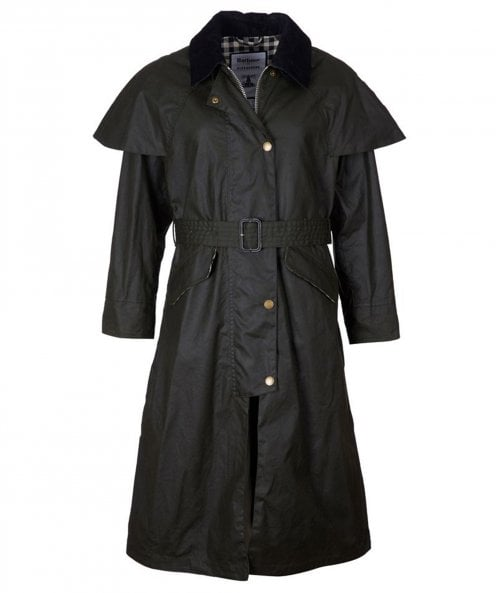 Barbour ALEXACHUNG Trudie Waxed Cotton Jacket