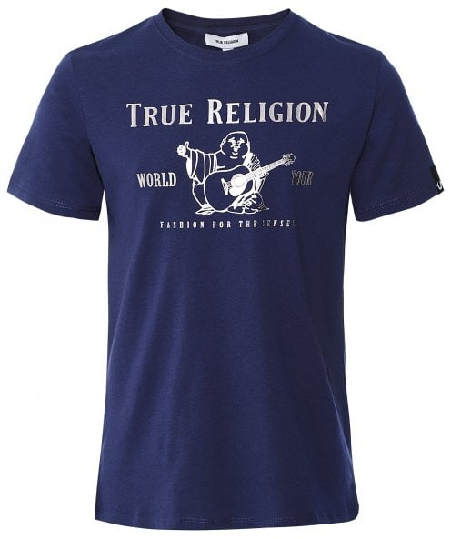 True Religion Crew Neck Chad T-Shirt