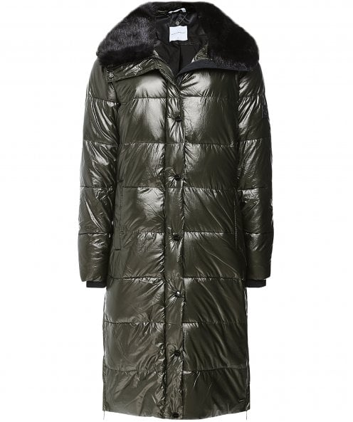 Rino and Pelle Laluna Long Padded Coat