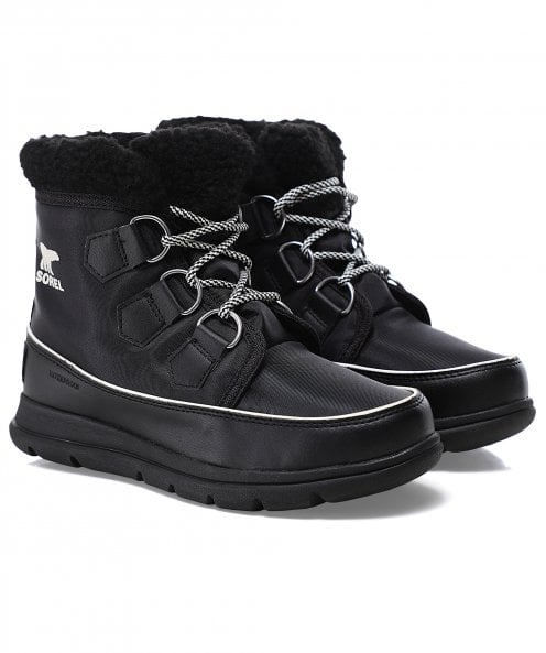 Sorel Explorer Carnival Fleece Lined Boots