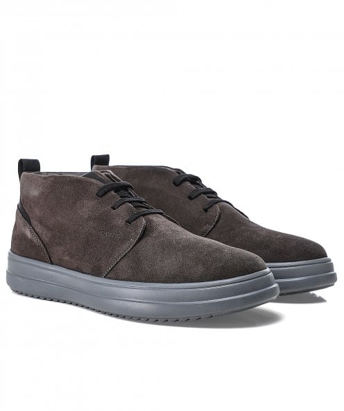 Geox Suede Tayrvin Trainers