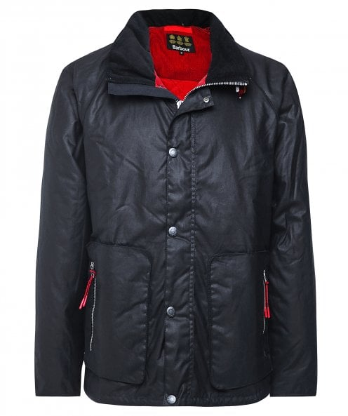 Barbour Waxed Hortum Jacket