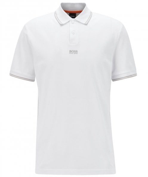 BOSS Regular Fit Pique PChup Polo Shirt