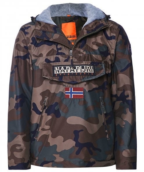 Napapijri Waterproof Rainforest Fantasy Jacket