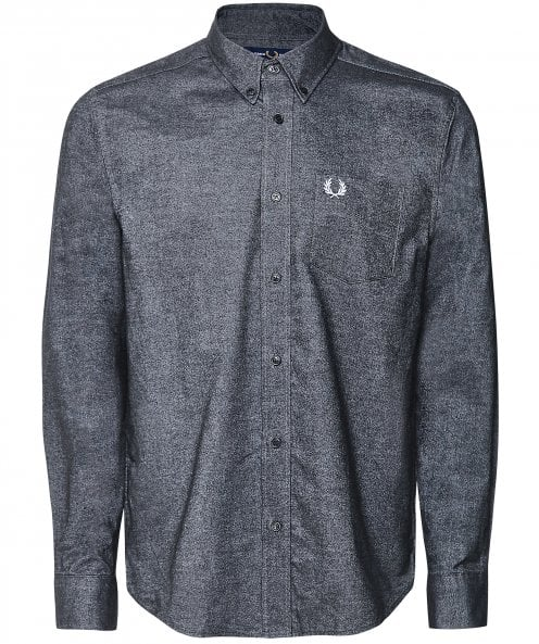Fred Perry Brushed Cotton Oxford Shirt M9605