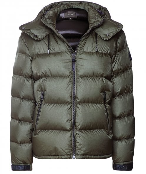 Mackage Foil Shield Down Jonas Jacket