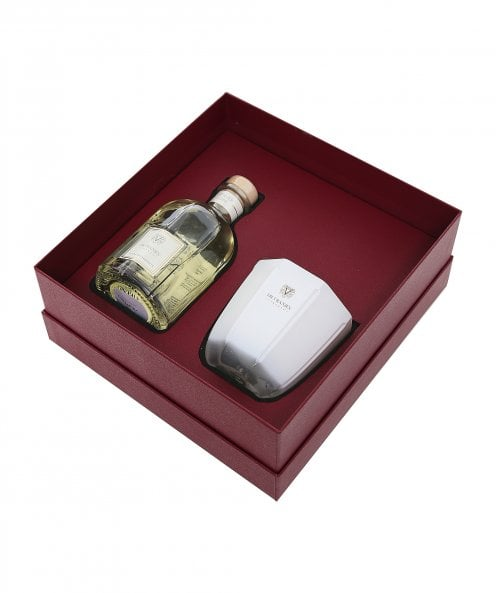 Dr. Vranjes Firenze Ginger & Lime 250ml Diffuser and Candle Gift Set