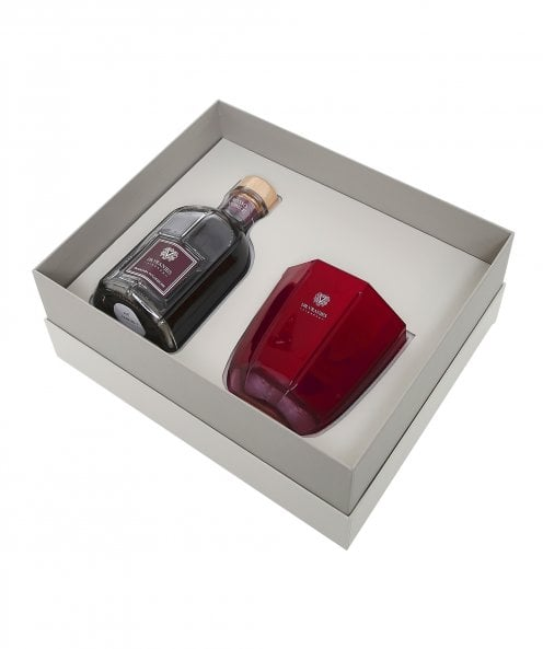 Dr. Vranjes Firenze Rosso Nobile 500ml Diffuser and Candle Gift Set