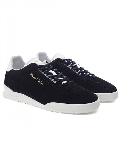 Paul Smith Suede Achirus Trainers