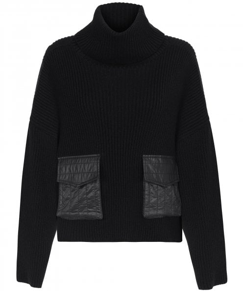 NU Roll Neck Jumper