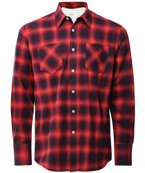 Universal Works Inverness Check New Standard Shirt