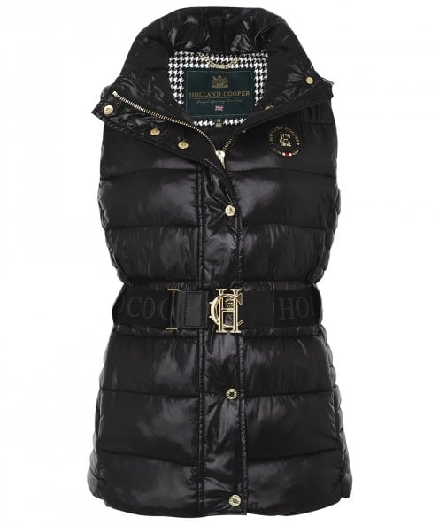 Holland Cooper Valais Quilted Gilet