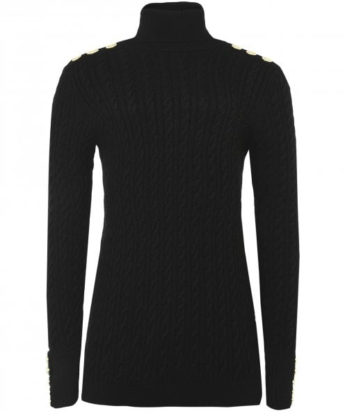 Holland Cooper Seattle Cable Knit Jumper