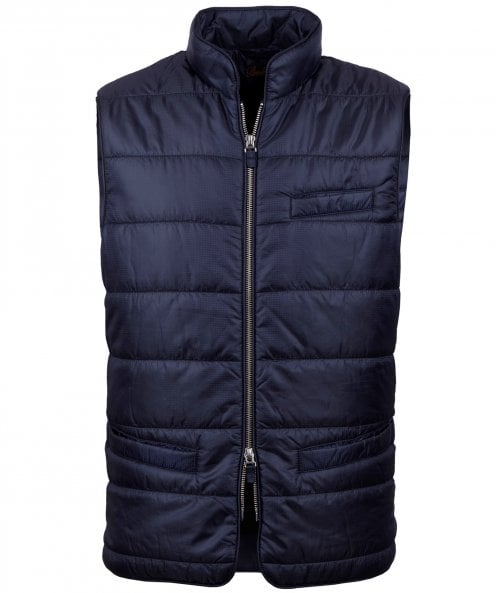 Stenstroms Water-Resistant Quilted Gilet