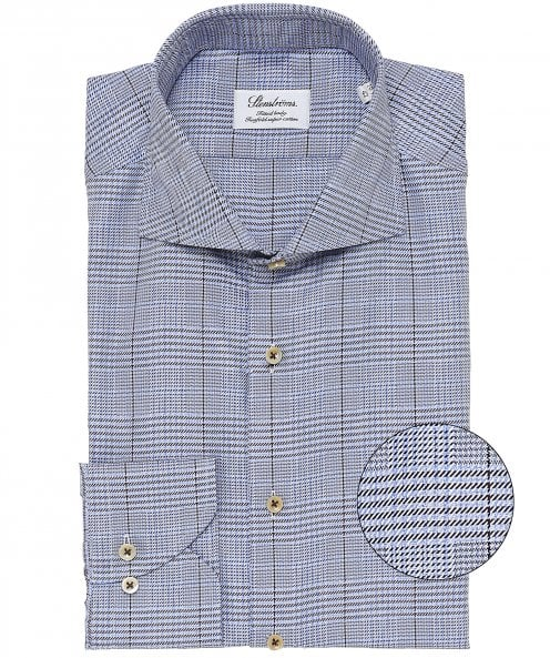 Stenstroms Fitted Body Check Shirt