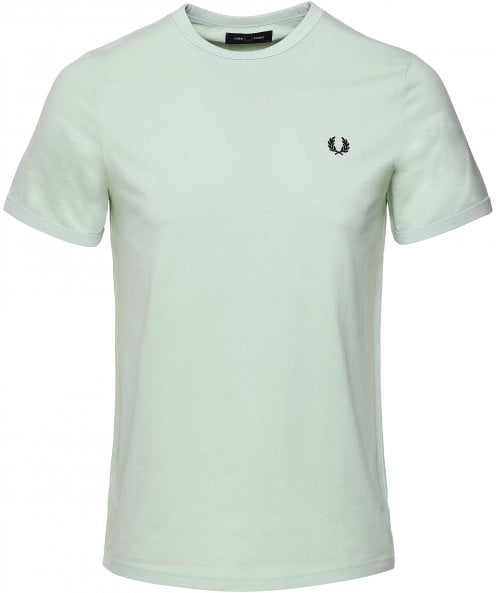 Fred Perry Crew Neck Ringer T-Shirt M3519 D54