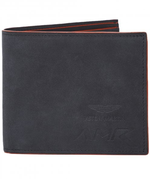 Hackett Nubuck Leather AMR Egeo Wallet