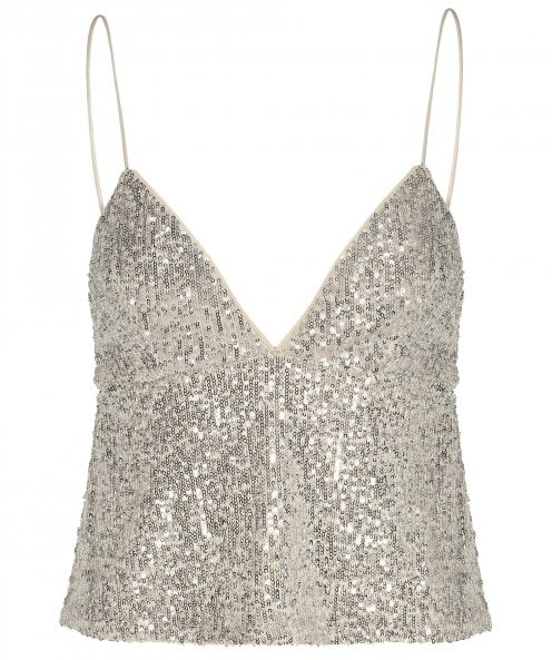 ROTATE Cyndy Sequin Top