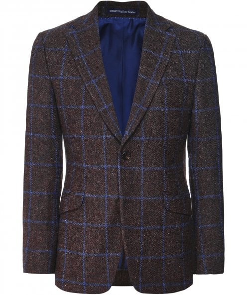 Walker Slater Wool Check Albert Jacket