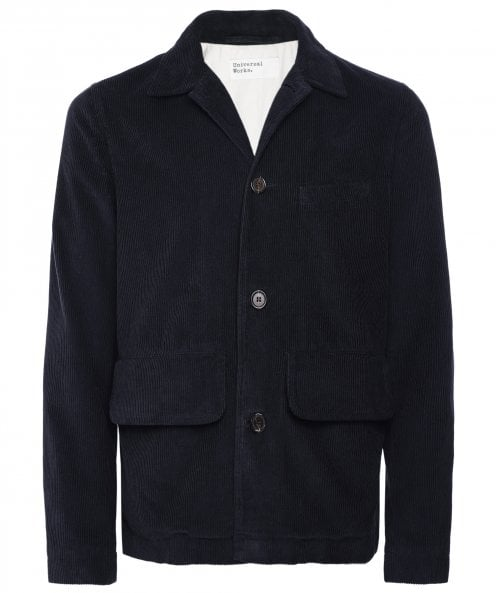 Universal Works Corduroy Warmus II Jacket