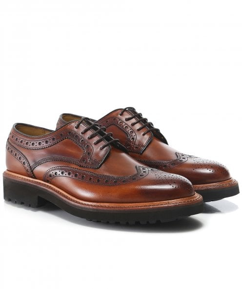 Oliver Sweeney Leather Coleraine Derby Brogues