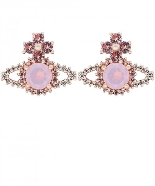 Vivienne Westwood Accessories Valentina Orb Earrings