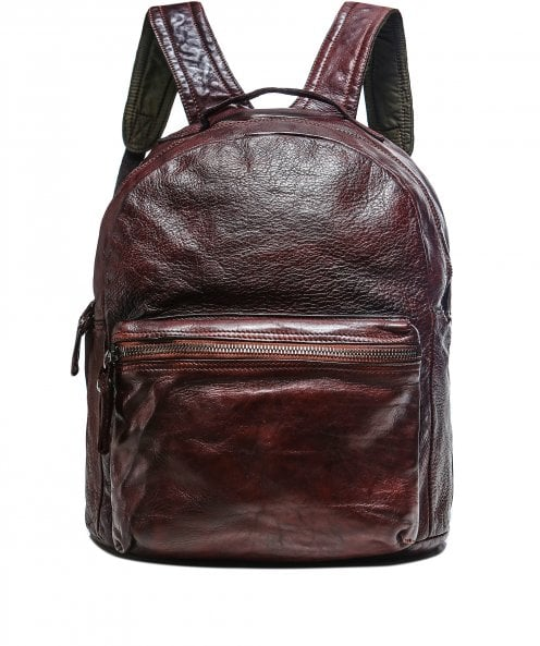 Campomaggi Leather Backpack