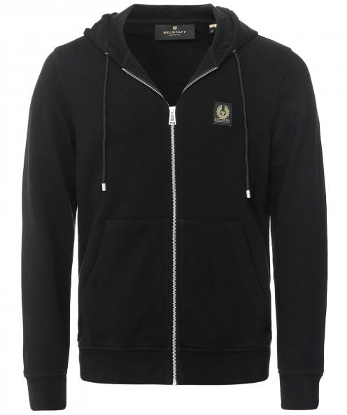 Belstaff Cotton Zip-Through Hoodie