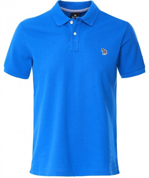 Paul Smith Organic Cotton Zebra Polo Shirt
