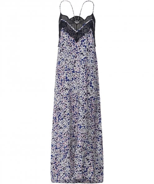 Zadig & Voltaire Revel Print Begonia Dress