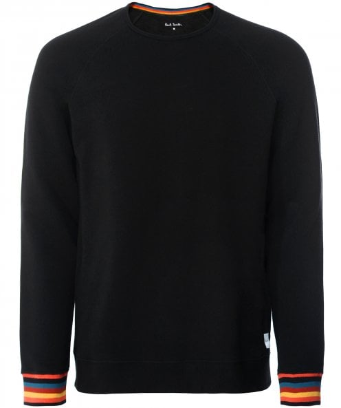Paul Smith Jersey Cotton Long Sleeve Top