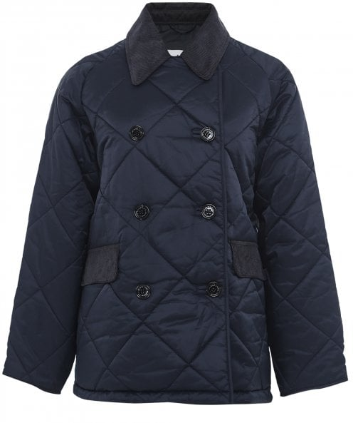 Barbour ALEXACHUNG Delia Short Quilted Jacket