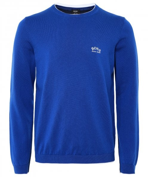 BOSS Organic Cotton Riston_S21 Jumper