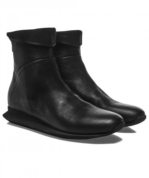 Lofina Leather Ankle Boots