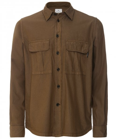 Paul Smith Classic Fit Patch Pocket Shirt