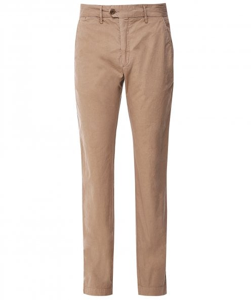 Hartford Light Twill Tobby Trousers