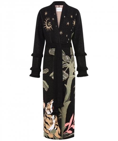 Hayley Menzies Roaring Tiger Cotton Jacquard Duster