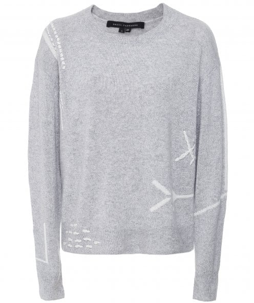 360 Cashmere Cashmere Relaxed Hannah Sweater