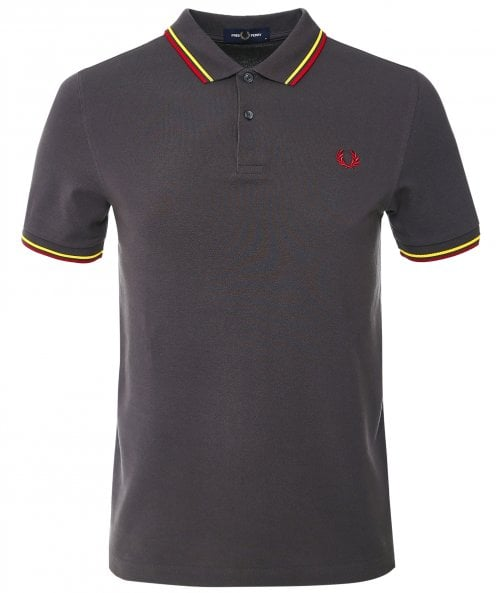 Fred Perry Twin Tipped Polo Shirt M3600 J68