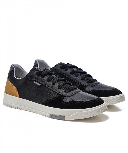 Geox Leather Segnale Trainers