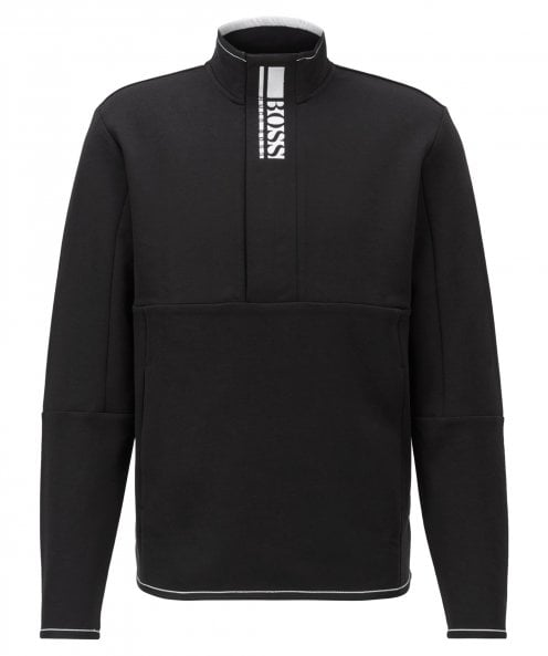 BOSS Quarter-Zip Sweat 1 Sweatshirt