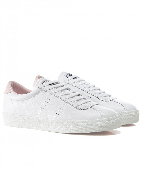 Superga 2843 Club S Leather Trainers