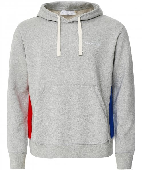 Edmmond Studios Relaxed Fit Tri Colour Hoodie