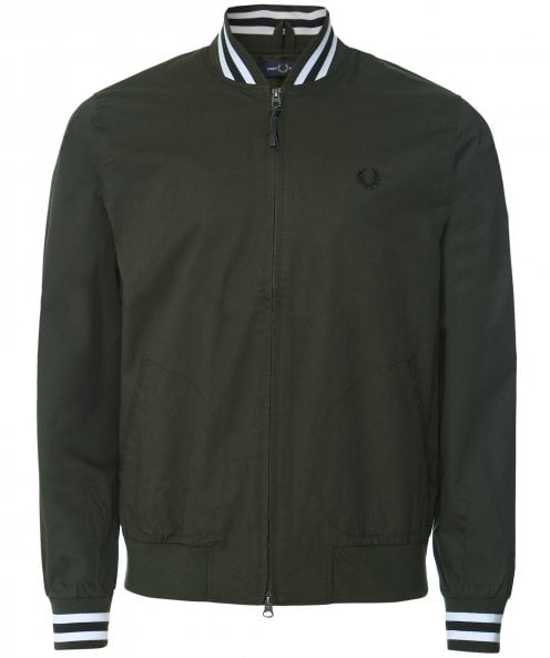 Fred Perry Tennis Bomber Jacket J1532 408