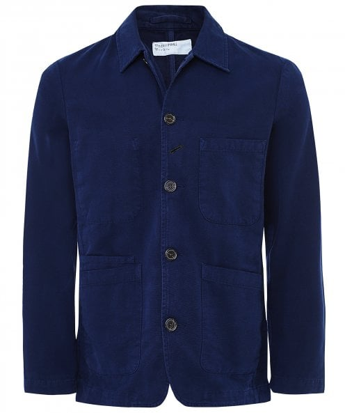 Universal Works Cotton Canvas Bakers Jacket