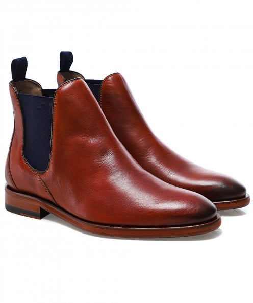 Oliver Sweeney Leather Allegro Chelsea Boots