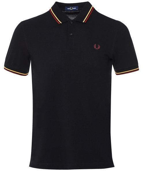 Fred Perry Twin Tipped Polo Shirt M3600 N04