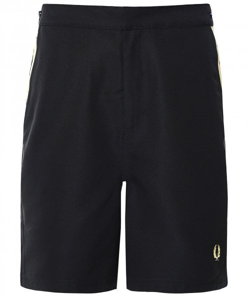 Fred Perry Contrast Panel Swim Shorts S1515 102