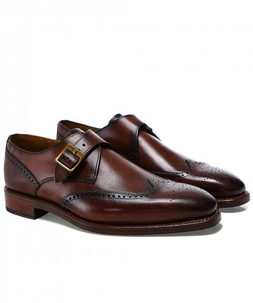 Oliver Sweeney Leather Oake Monk Shoes