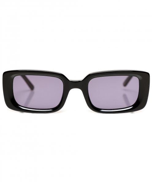 Hot Futures Groover Gloss Square Sunglasses